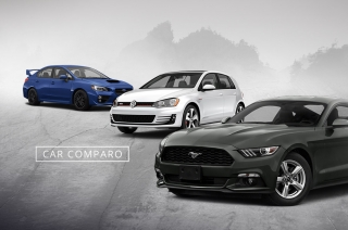 Car Comparo: Which is the best performance car for P2.5-million, Ford Mustang, Subaru WRX STI, or VW