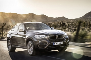 Meet the 2nd generation Sports Activity Coupe: The all-new 2015 BMW X6