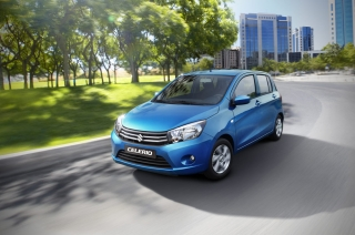 Suzuki launches a big small car, the all-new Celerio
