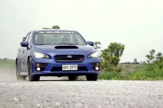 Cartalk and Coffee heads to the windmills of Tanay during the Subaru Windmill Drive