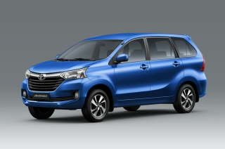 Toyota unveils the new and improved Avanza