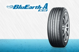 Yokohama Ph introduces new BluEarth Ace AE50 tire