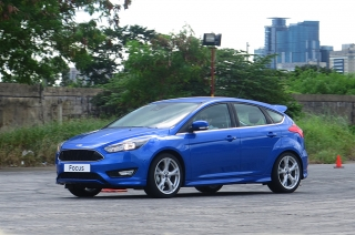 Ford Ph launched the new Focus with Ecoboost engine