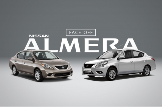 Face-off: The old vs the new Nissan Almera