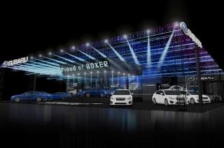 Subaru will feature 3 STI concept models at the 2016 Tokyo Auto Salon