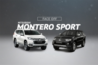 Faceoff: The old vs the all-new Mitsubishi Montero