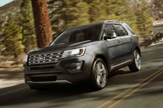 Ford Ph adds 2.3L EcoBoost variant to their 2016 Explorer lineup