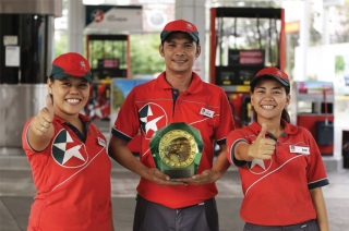 Caltex Fuel Your School wins at the 2016 AmCham CSR Awards