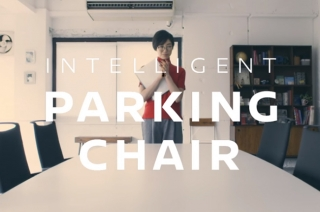 WATCH: Nissan demos self-parking tech with an intelligent office chair