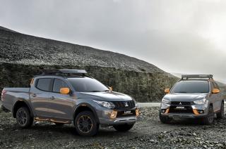 Mitsubishi brings Geoseek Strada and ASX Concepts to Geneva Motor Show