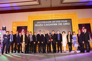Isuzu CDO bags Dealer of the Year title for the 7th time