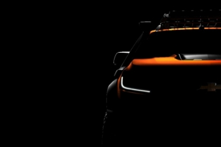 Chevrolet hints new concept truck ahead of Bangkok International Motor Show