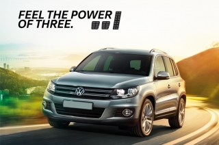 Volkswagen Quezon Avenue takes Easter road show up to Baguio