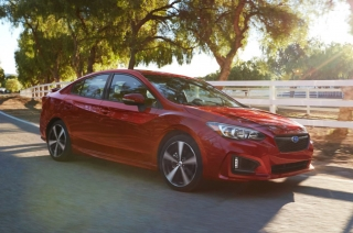 Take a look at the new 2017 Subaru Impreza