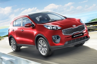 The all-new Kia Sportage compact SUV is finally here