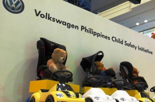 Volkswagen Philippines continues their Child Safety Initiative Tours
