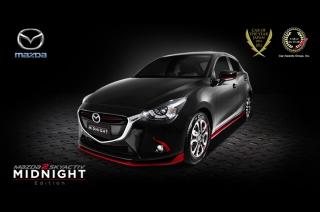 Mazda Ph unveils classy and sexy Mazda2 Midnight Edition