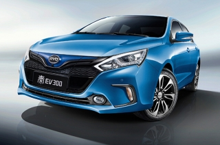 BYD hopes to put more EVs on the road with the Qin EV300 and e5