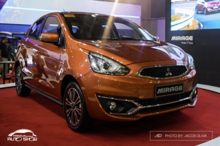 MIAS 2016: The new Mitsubishi Mirage makes a surprise local debut