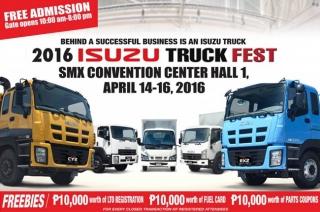 2016 Isuzu Truck Fest