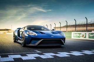 Ford Ph opens applications for all-new Ford GT