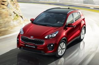 The all-new Kia Sportage receives IIHS' Top Safety Pick+