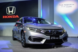 The icon reborn: Honda Ph unleashes all-new 10th generation Civic