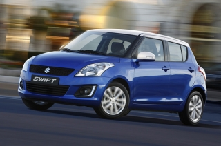 Suzuki Swift crosses the 5 million unit sales mark globally