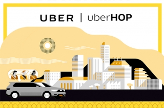 Uber expands coverage to the East, adds new uberHOP routes