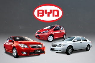 3 under a million BYD cars you can use for business