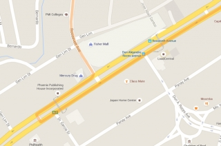 Quezon Ave.-Roosevelt Ave. intersection closed starting May 21 due to Skyway Stage 3