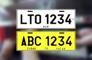 Things you should know about License Plates before you drive