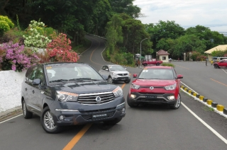 SsangYong media drive