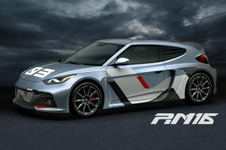 Hyundai RM16 concept
