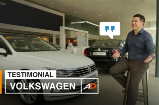 VW PH Marketing Director Franz Decloedt