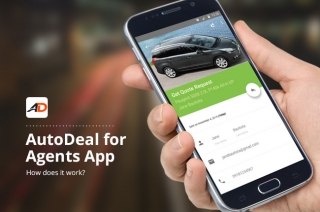 AutoDeal for Agents App