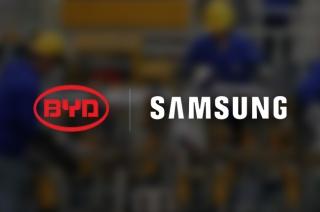 BYD Samsung
