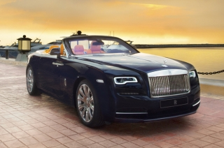 Rolls-Royce PH launches the Dawn