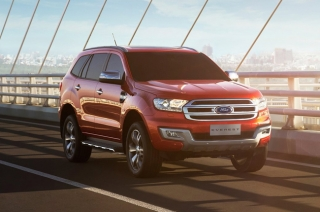 5 safety features you'll find in the Ford Everest Titanium