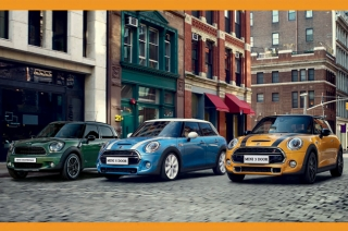 Get exclusive freebies when you buy a MINI this weekend