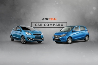 Car Comparo: The hot hatch arena, Suzuki Celerio vs Mitsubishi Mirage