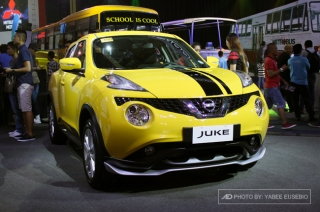 PIMS 2016: Nissan pimps up the Juke with accessories