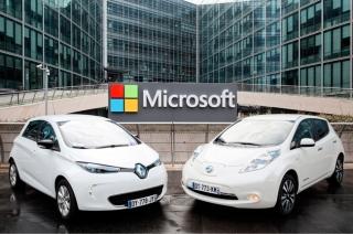 Renault-Nissan Microsoft AutoDeal