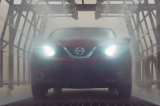 WATCH: Nissan puts dishwashers into good use with their tests