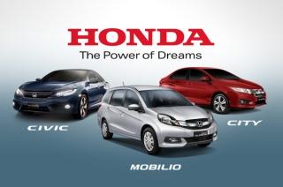 Honda Sept 2016 sales