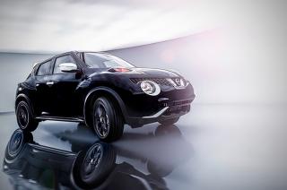 Black Pearl Edition Nissan Juke
