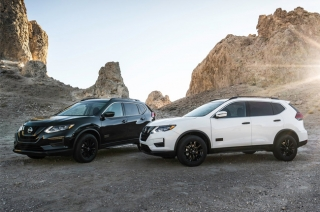 WATCH: Nissan shows limited edition Stars Wars Rogue One crossover