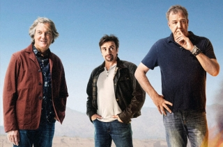 Jeremy Clarkson and the gang spices up your Waze