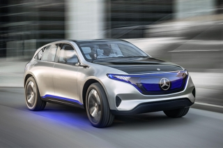 Mercedes to invest $11 billion for EV