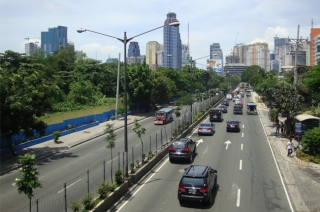 MMDA warns public of heavy traffic in Ortigas area today